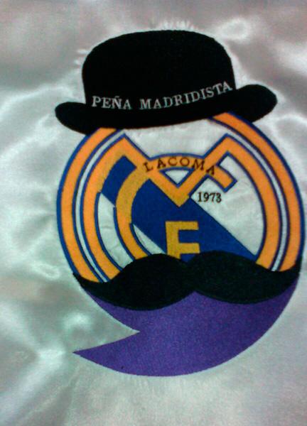 Camisetas Peña Madridista La Coma