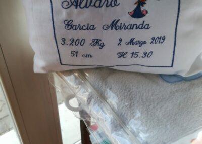 bordados para bebes